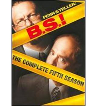 Bullshit-The complete fifth series