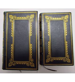 Holy Bible and the Book of common Prayer