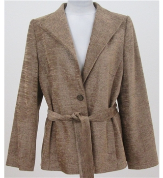 Windsmoor Size: 10 Brown Jacket
