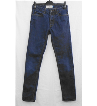 Next Size: 28L blue slim fit jeans