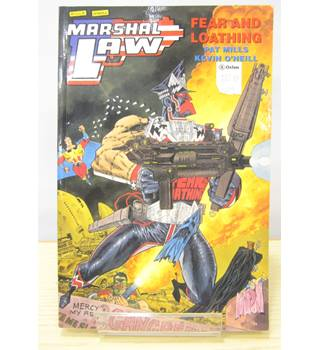 Marshal Law Volume 1: Fear and Loathing