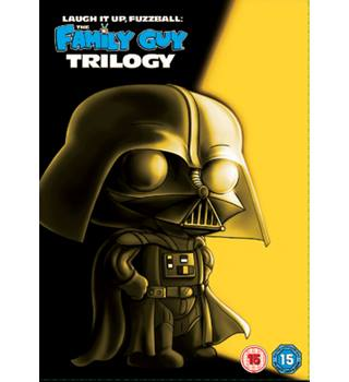 FAMILY GUY STAR WARS TRILOGY - LAUGH IT UP FUZZBALL 15