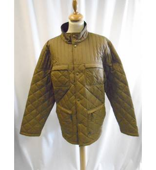 Jack Murphy - Size: XL - Brown -  Quilted Jacket