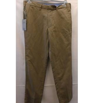 "BNWT - M & S - Size 34 - Green - Trousers M&S Marks & Spencer - Size: 34"" - Green - Trousers"