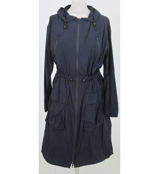 NWOT M&S - Size: M - Navy BlueStorm-wear  thin Jacket