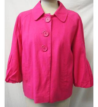 First Avenue - Size: 14 - Pink - Casual jacket / coat