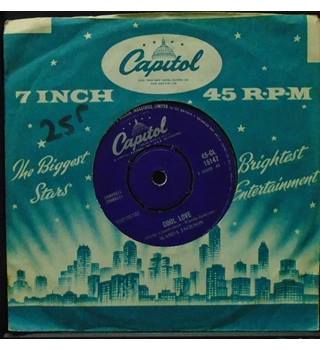 Let's Have A Party / Cool Love - Wanda Jackson - CL 15147