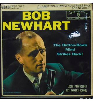 The Button-Down Mind Strikes Back! - Bob Newhart - WEP 6042