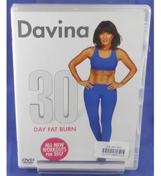 DAVINA 30 DAY FAT BURN E