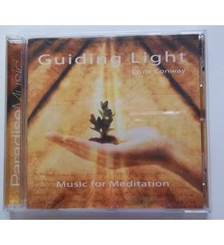 Guiding Light, Music for Meditation - Chris Conway