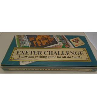 Exeter Challeng Board Game By YMCA Projects