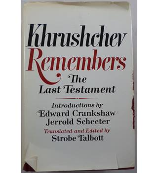 Khrushchev Remembers