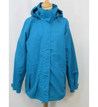 Mountain Warehouse - Size: 12 - Teal Blue - Jacket