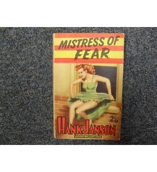 Mistress of Fear