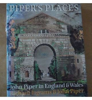 Piper's places : Richard Ingrams and John Piper (1986)