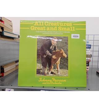 Johnny Pearson & His Orchestra ‎– All Creatures Great And Small Johnny Pearson - RAMP 1