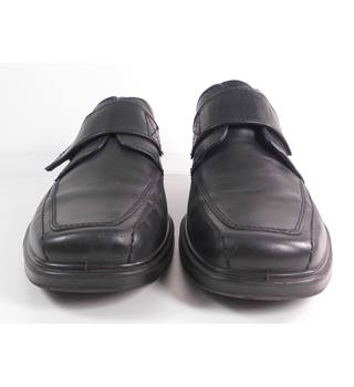 Hotter Size: 8.5 Black Leather Shoes