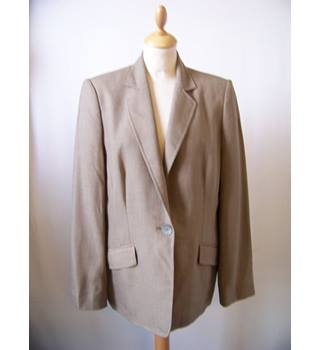 BNWT Country Casuals - Size: 14 - Brown - Smart jacket / coat