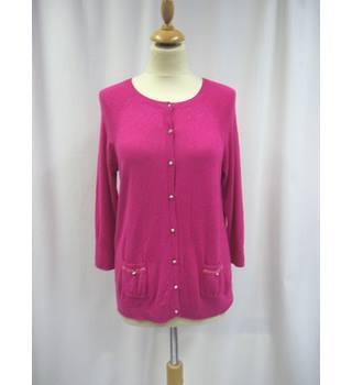 Antoni and Alison 'Department Store' - Size: L - Pink - Cardigan