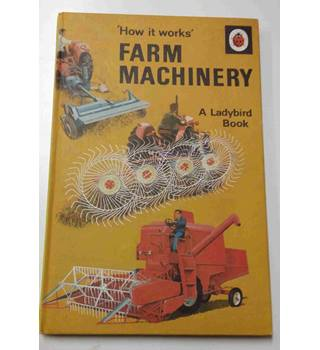 How It Works: Farm Machinery , Ladybird