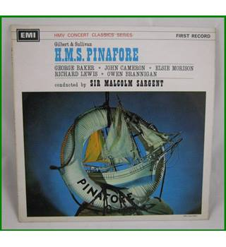 Gilbert & Sullivan - HMS Pinafore &Trial By Jury