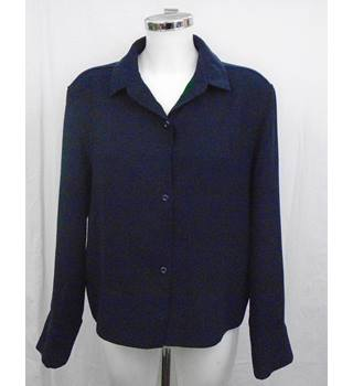 Betty Barclay navy jacket Size 14