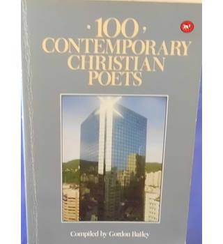 100 contemporary Christian poets