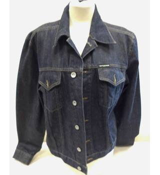 DKNY Jeans - Size: M - Blue - Denim jacket