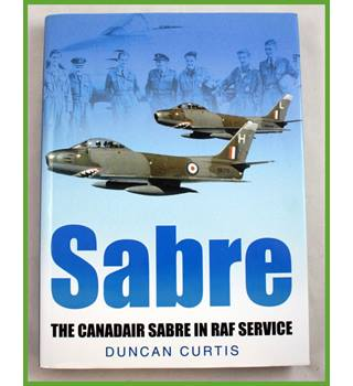 The Canadair Sabre in R.A.F. Service