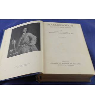 Marlborough His Life and Times - volumes 1 & 2