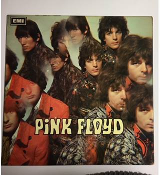 The Piper at the Gates of Dawn. Pink Floyd - SX 6157