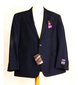 BNWOT M&S Marks & Spencer - Blue - Double breasted suit