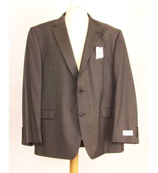 BNWOT M&S Marks & Spencer - Size: XXXL - Grey - Double breasted suit