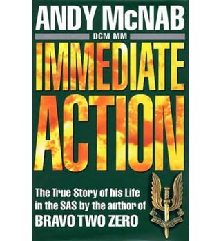 Immediate action  Signed copy.