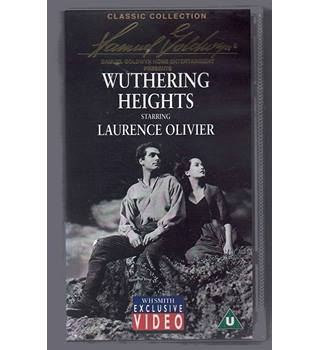 WUTHERING HEIGHTS - WH Smith exclusive VHS U