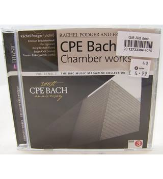 CPE Bach-Chamber Works