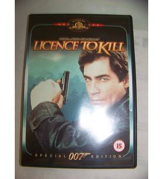 LICENCE TO KILL PG