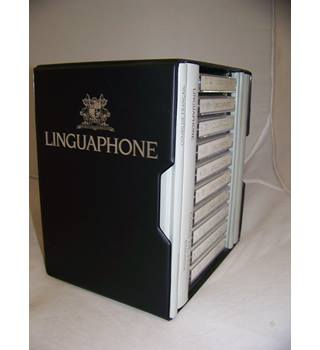 Linguaphone French Course / Cours de Français (4 books, 10 cassette tapes)