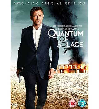 Quantum of Solace 2 disc special edition 12
