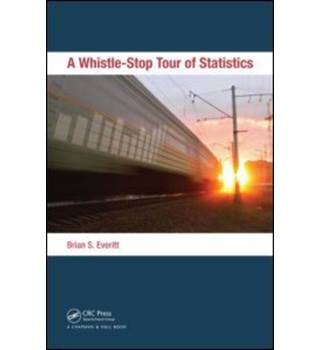 A whistle-stop tour of statistics
