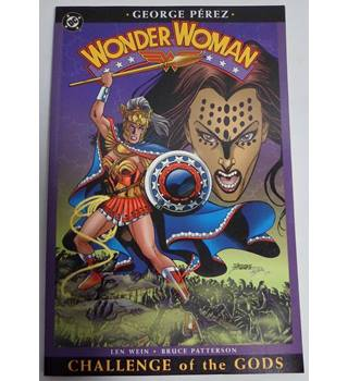 Wonder Woman Challenge of the Gods (1987)