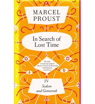 In Search of Lost Time. IV, Sodom and Gomorrah