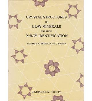 Crystal Structures of Clay Minerals and Their X-ray Identification