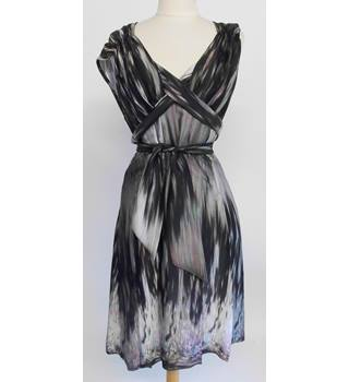 Ted Baker Satin Dress (Ted Baker Size 5) Size: 16