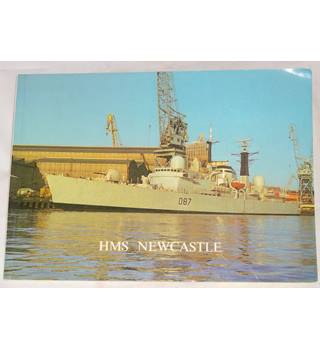 HMS Newcastle Commissioning Book
