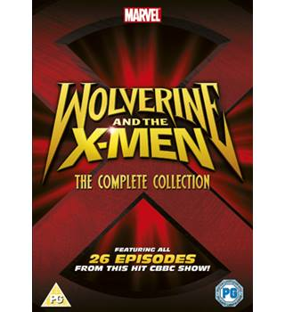 Wolverine And The X-Men Complete Collection [4 Disc]
