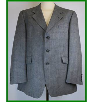 The British Tailor - Size: XL - Brown - Single breasted suit