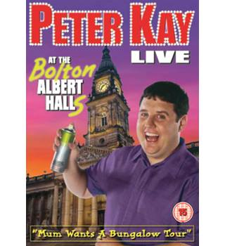 Peter Kay Live At The Bolton Albert
