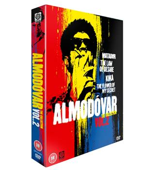 ALMODOVAR - THE COLLECTION VOL. 2