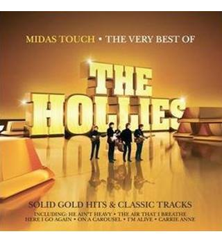 MIDAS TOUCH THE VERY BEST OF THE HOLLIES
